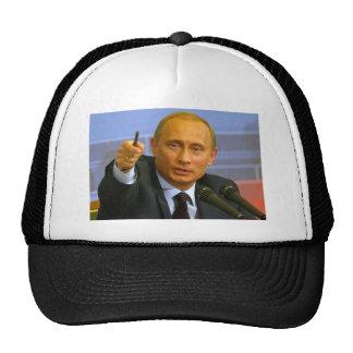 ¡Vladimir Putin quiere dar a ese hombre una Gorros