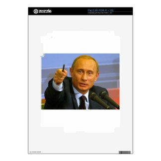 ¡Vladimir Putin quiere dar a ese hombre una Skins Para eliPad 2