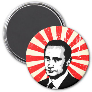 Vladimir Putin Refrigerator Magnets