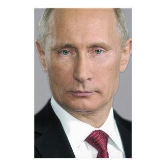 Vladimir Putin Stationery
