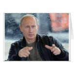 Vladimir Putin Tarjeta De Felicitación