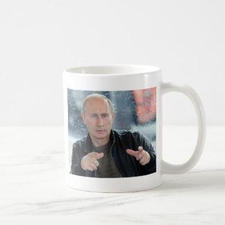 Vladimir Putin Taza Clásica