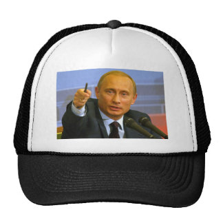 Vladimir Putin wants to give that man a cookie! Trucker Hat