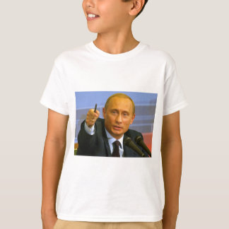 Vladimir Putin wants to give that man a cookie! T-Shirt
