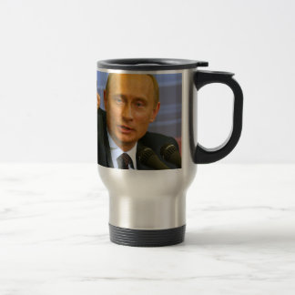 Vladimir Putin wants to give that man a cookie! Travel Mug
