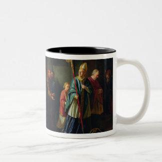 Vladimir Svyatoslavich the Great Two-Tone Coffee Mug