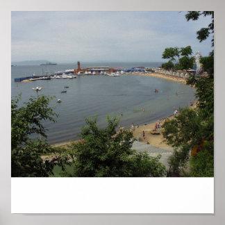 Vladivostok Print