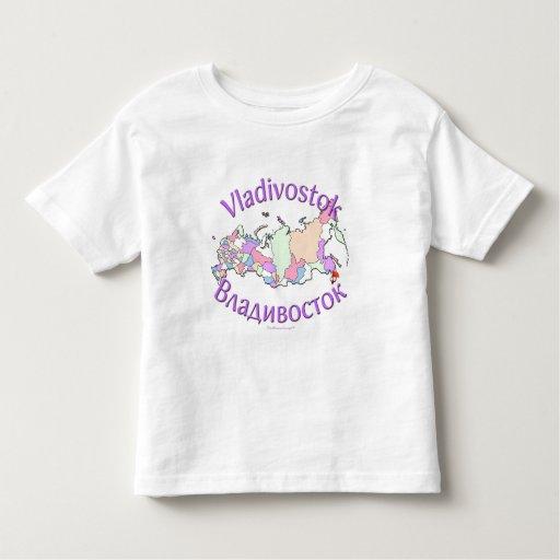 Vladivostok Russia Toddler T-shirt