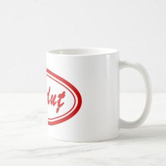 Vladut Classic White Coffee Mug