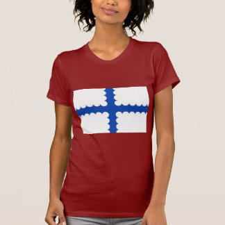 Vlag Beersel, Belgium T-shirt
