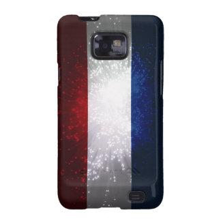 Vlag de Nederland Samsung Galaxy S2 Carcasas