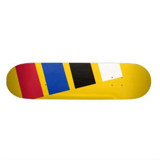 VlagLiesveld, Netherlands Custom Skateboard