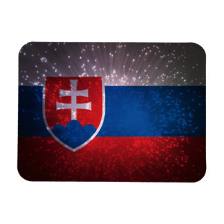 Vlajka de Slovensko Imanes