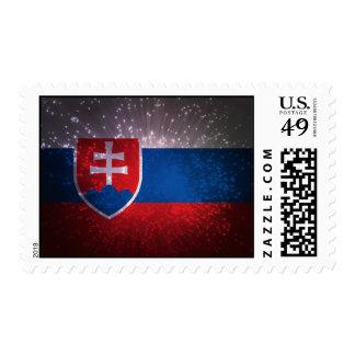Vlajka de Slovensko Sello