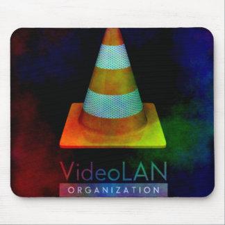 VLC video LAN Player Mousepad