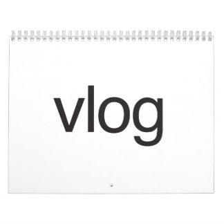 vlog.ai calendar