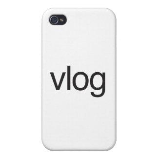 vlog.ai iPhone 4 carcasa