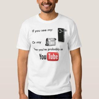 Vlogging shirt