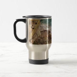 Vlore Albania Travel Mug