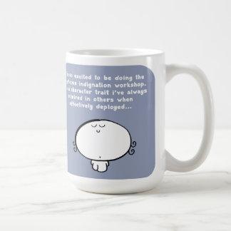 "VM8629 Vimrod ""Righteous Indignation"" Coffee Mug"