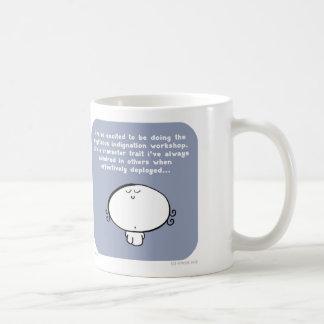 VM8629 vimrod righteous indignation workshop Classic White Coffee Mug
