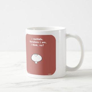 VM8664, vimrod, vacillate, indecisive Coffee Mug