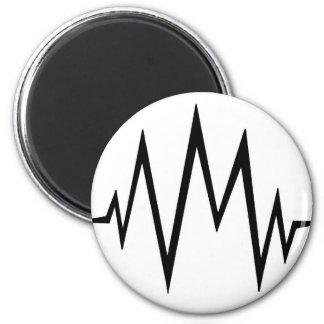 VM Lifeline logo Magnet