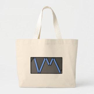 VM Line Jumbo Tote Bag