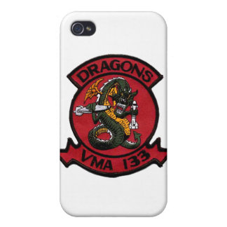VMA 133 Dragons iPhone 4/4S Covers