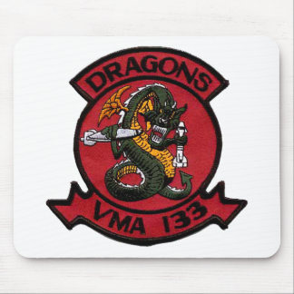 VMA 133 Dragons Mouse Pad