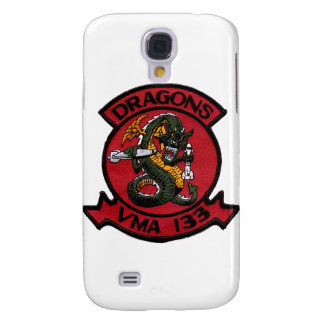 VMA 133 Dragons Samsung Galaxy S4 Cover