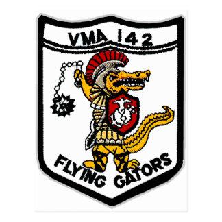 VMA 142 Gators Postcard
