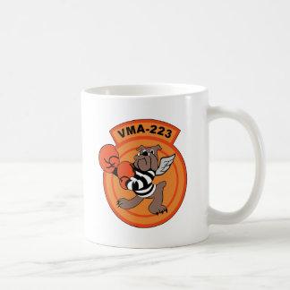 VMA-223 Stone Coffee Mug