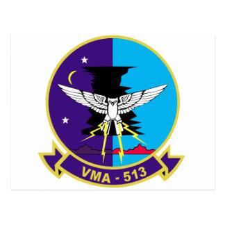 VMA-513 Flying Nightmares Postcard