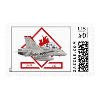 VMFA232 Stamp