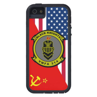 "VMFA-314 ""Black Knights"" Cold War Paint Scheme Case For iPhone SE/5/5s"