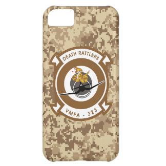 VMFA-323 Death Rattlers Cover For iPhone 5C
