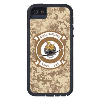 VMFA-323 Death Rattlers iPhone SE/5/5s Case