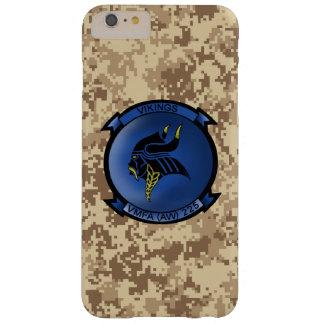 "VMFA (AW) - 225"" Vikingos"" Camo marino Funda Barely There iPhone 6 Plus"