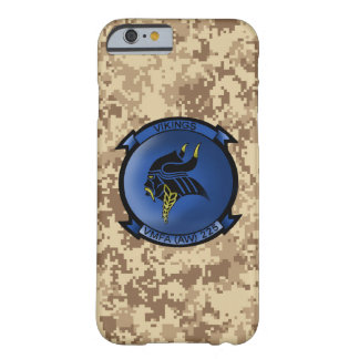 "VMFA (AW)-225 ""Vikings"" Marine Camo Barely There iPhone 6 Case"