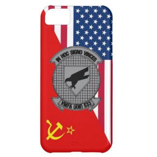 "VMFA (AW) - 533"" Hawks"" esquema de la pintura de Funda Para iPhone 5C"