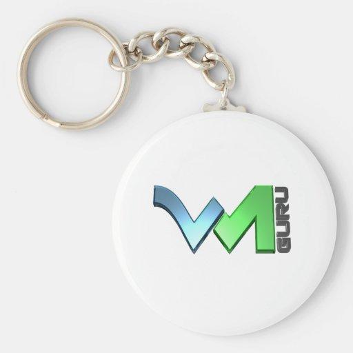VMGuru.nl Llavero Redondo Tipo Pin