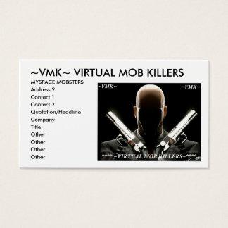 VMKLOGO, BUSINESS CARD