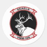 VMM-166_insignia01 Sticker