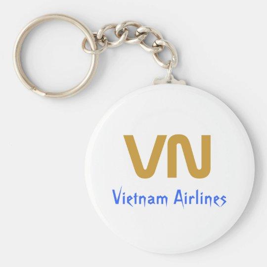 VN, Vietnam Airlines Keychain