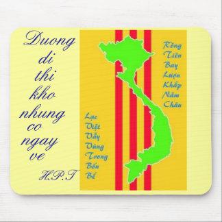 vnch, Duong, di, thi, kho, nhung , co, ngay, ve... Mouse Pad