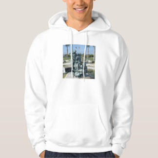 VNCH VN Boat People Hooded Sweatshirt