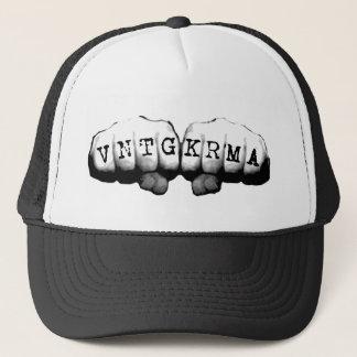 vntgkrma knuckle tattoo hat