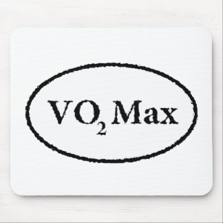 vo2 max mouse pad