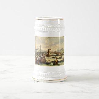 VOC Amsterdam Le Habana 1770 Beer Stein